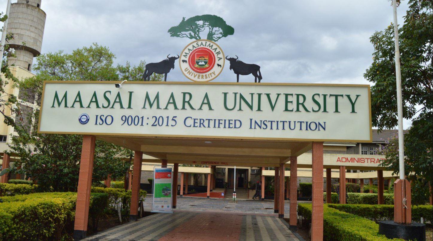 Video of Maasai Mara University response to Citizen tv TheMaraHeist corruption revelations