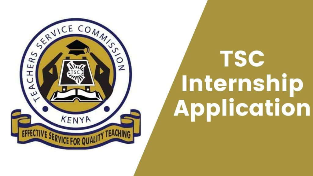 tsc internship application procedure and requirements