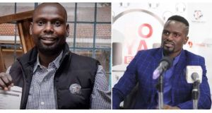Jubilee candidate Mariga vs ODM Imran Okoth Kibra by election results
