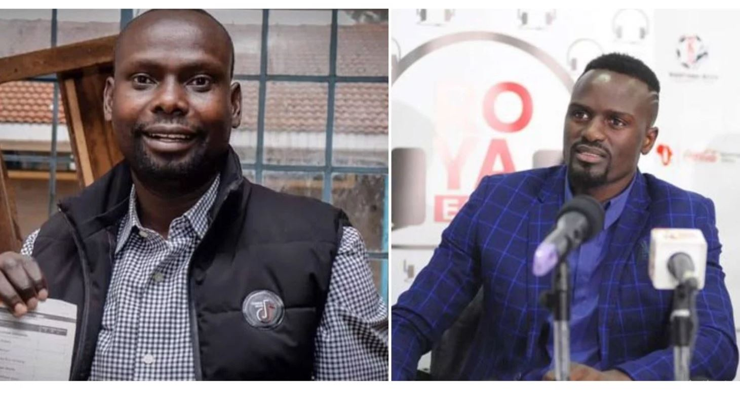 Jubilee candidate Mariga vs ODM Imran Okoth Kibra by election results