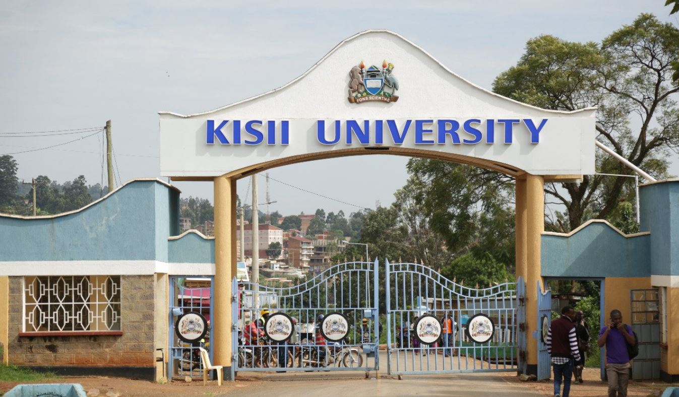 Kisii University students locked out of classes over rent arrears