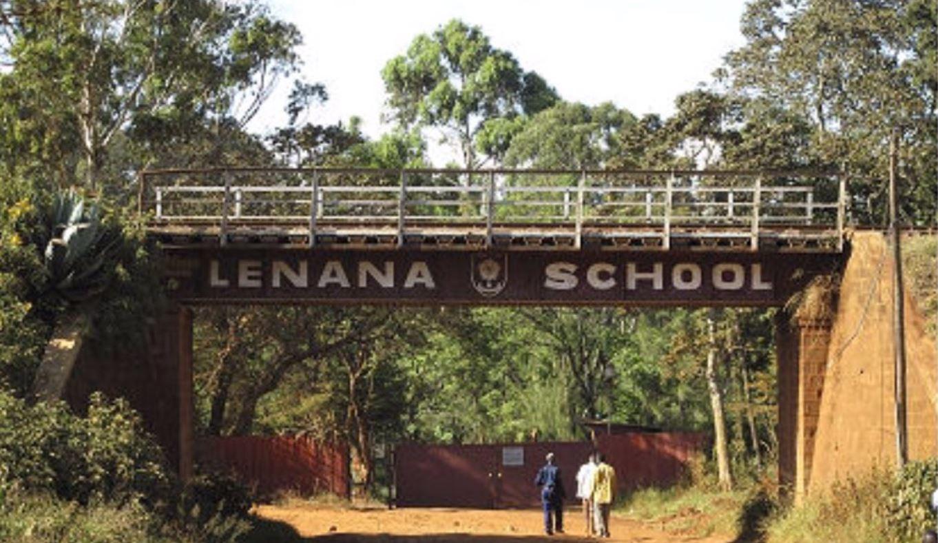 Lenana School Dormitory fire
