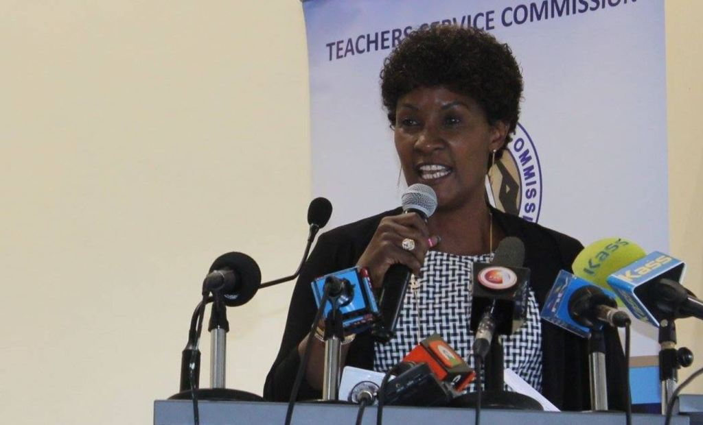 TSC is not hiring internship teachers on a permanent basis