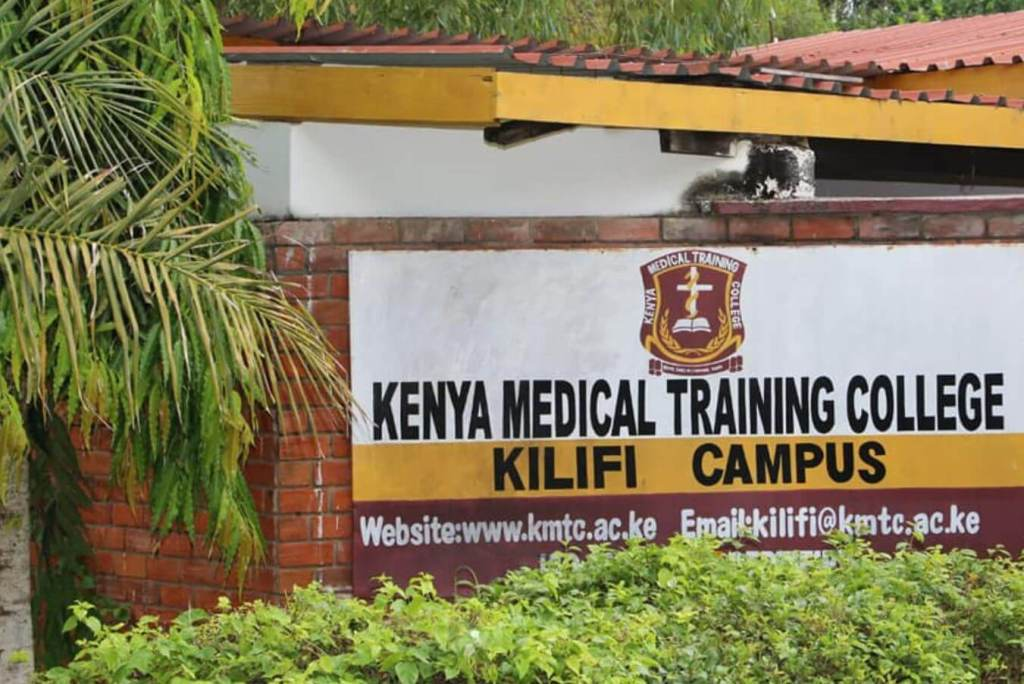 KMTC Portal Website, Account Registration and login student guide