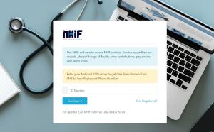 Nairobi County NHIF Outpatient Hospitals