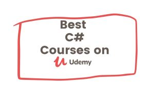 Top 64 Best C# Courses on Udemy