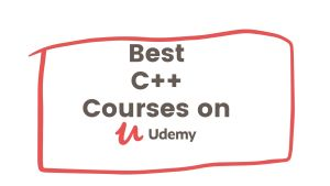 Top 61 Best C++ Courses on Udemy