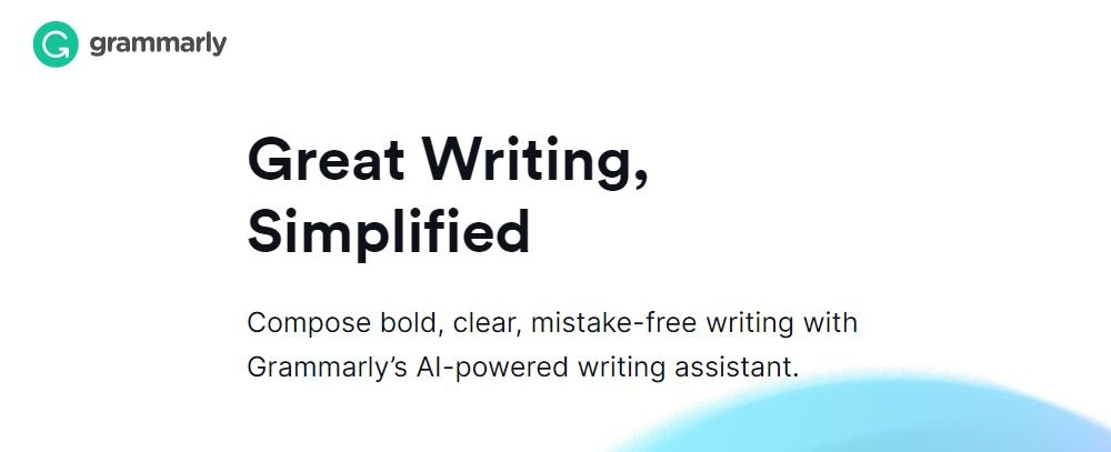 Grammarly, proofreading tool