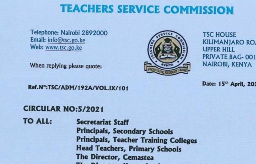 Filing tax returns for teachers in kenya