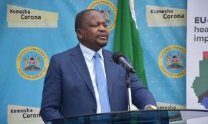 Health CS Mutahi Kagwe today's updates about learning institutions
