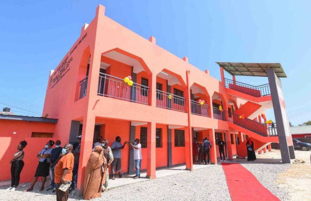 Kwa Bullo Primary School cdf building
