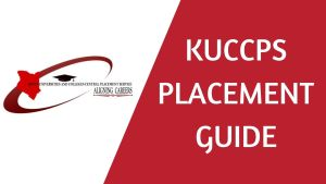 KUCCPS revision of courses and placement tutorial/Photo