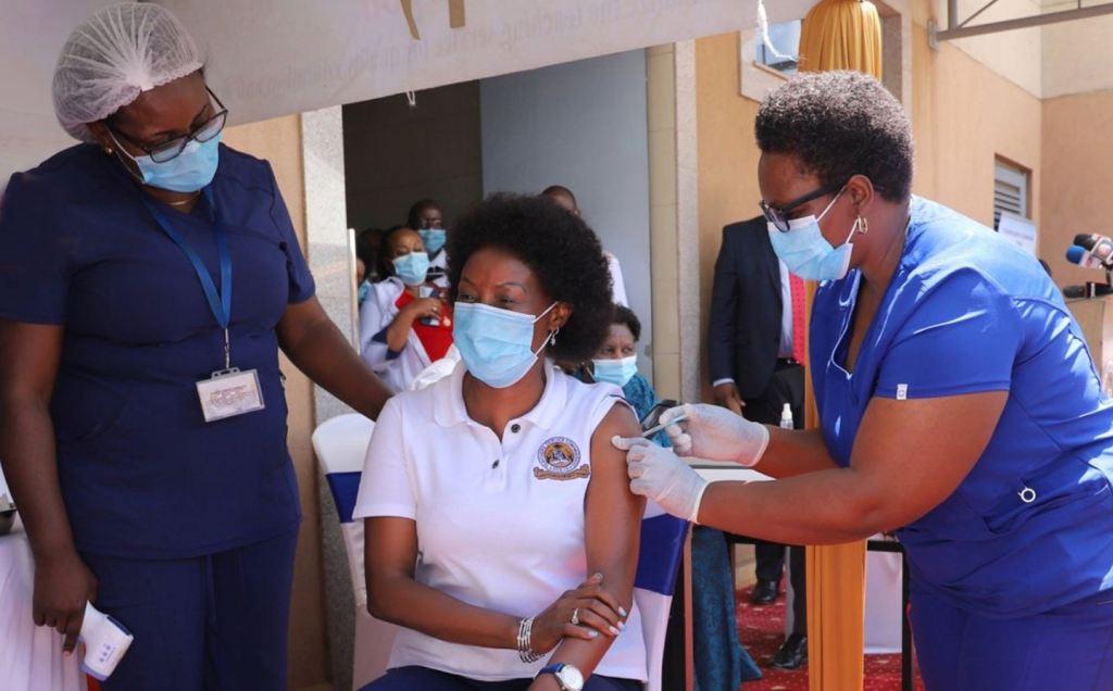 TSC on Teachers COVID-19 vaccination in kenya