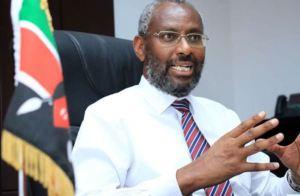 University of Nairobi Vice Chancellor Prof Kiama on fee increase