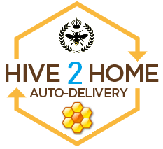 Hive2Home flagstaff honey delivery