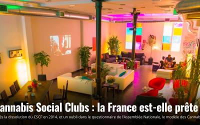 Cannabis Social Clubs : la France est-elle prête ?