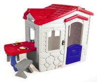 Little Tikes Picnic on the Patio Playhouse  Royal - Kenzi ...