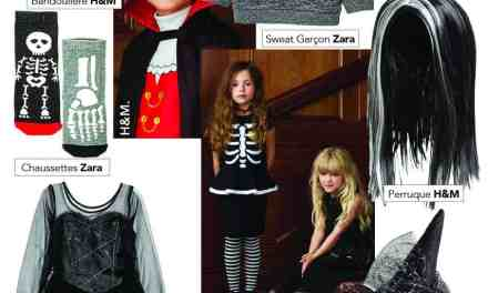 HALLOWEEN FASHION ENFANTS