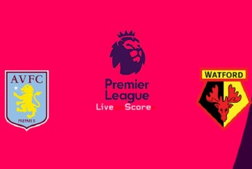 Dự đoán tỷ số trận đấu giữa Aston Villa - Watford 02h30' 22/01/2020