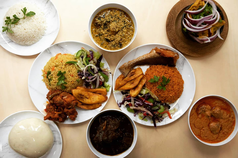 Mini Catering Food Set at Keobi