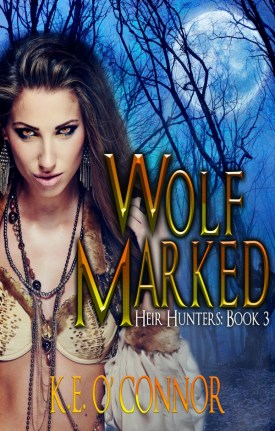 K.E. O'Connor author urban fantasy vampires and supernatural adventures