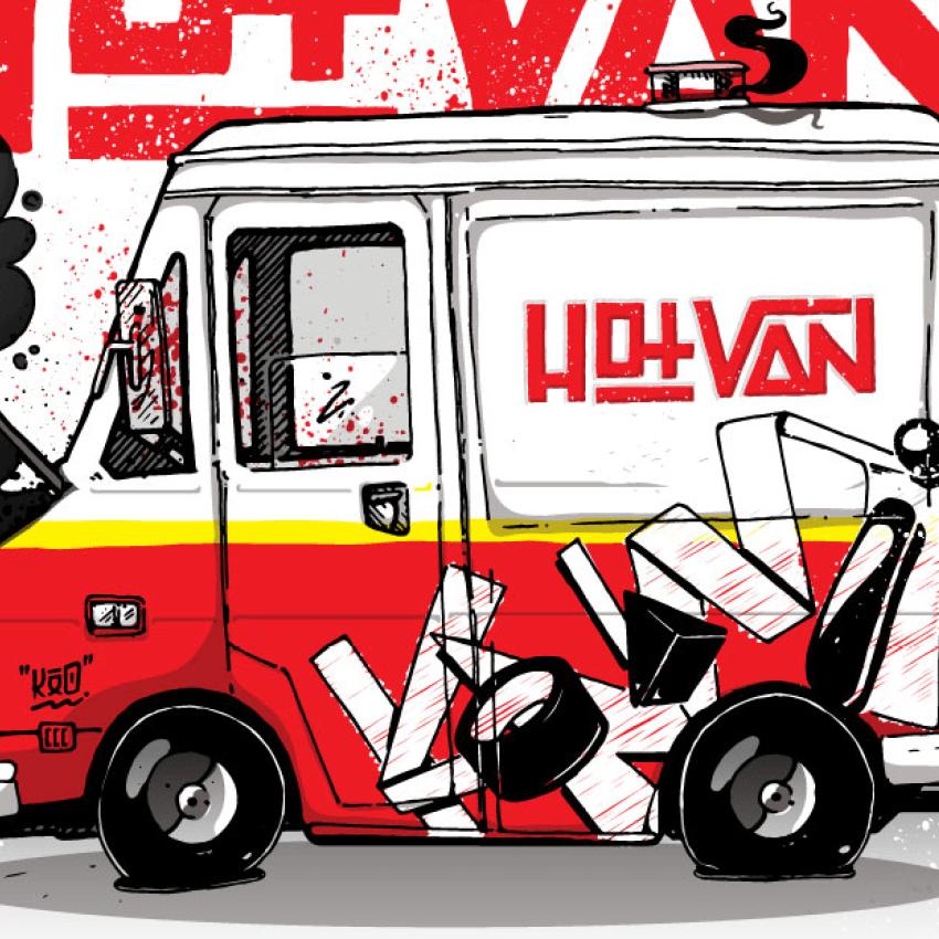 """""""Hot Van"""""""