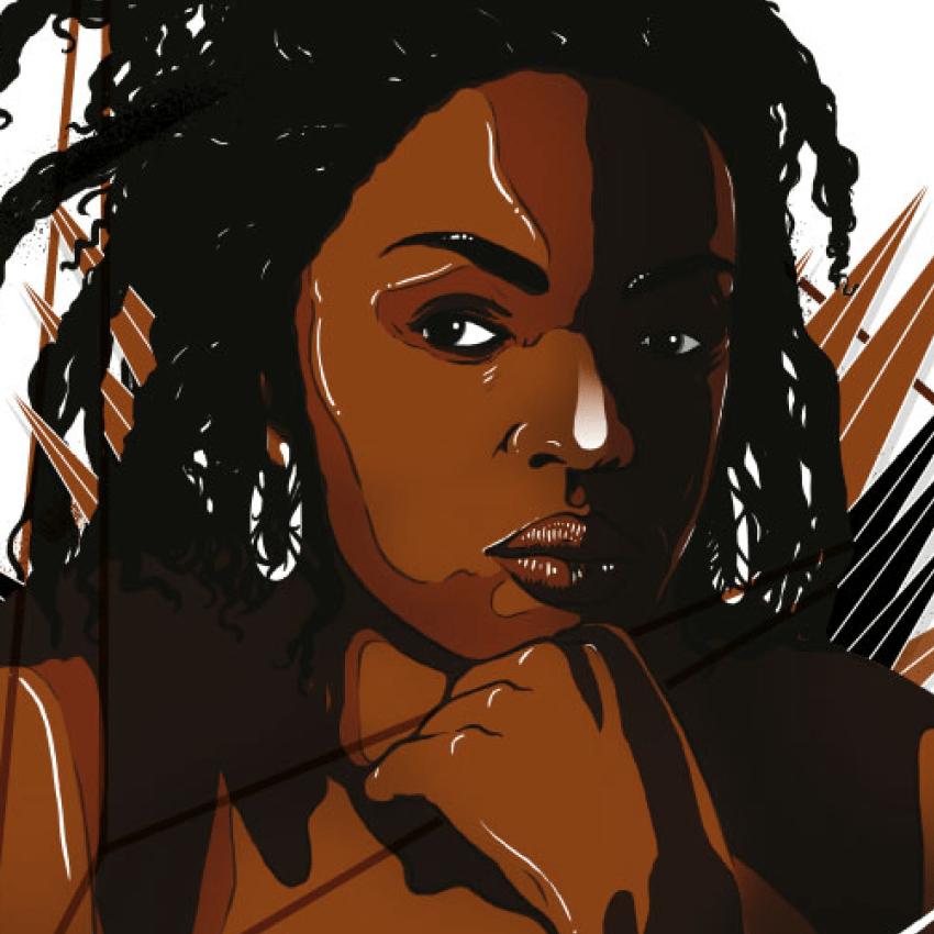 HIP HOP ARTSHOW: Lauryn Hill