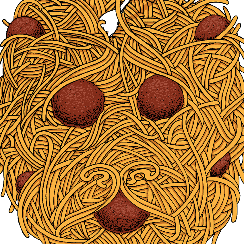 ANYFORTY PRIDE REFIX: Linguine Lion
