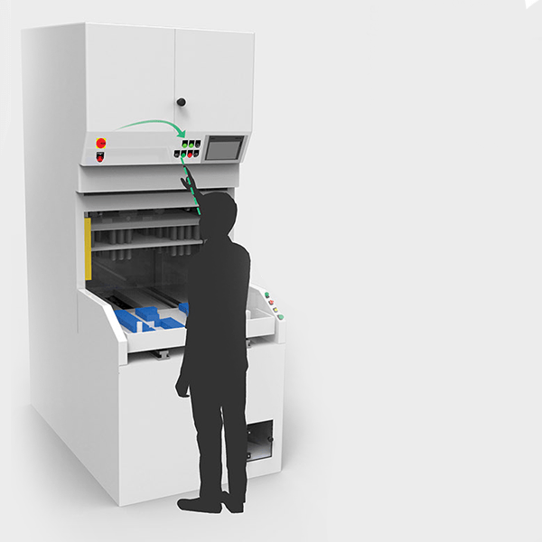 Ergonomics Design for Control Panel 6 by Keon Designs