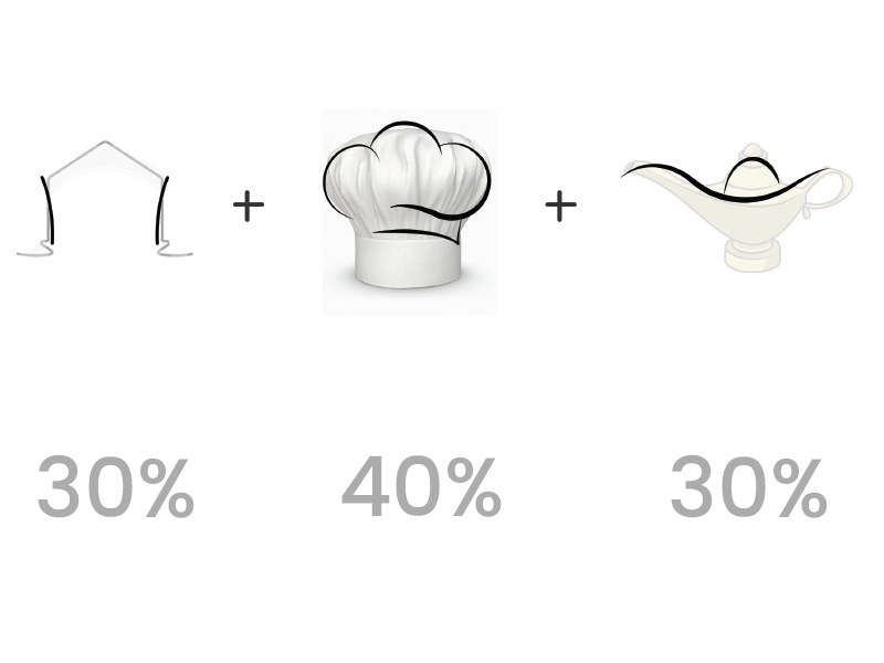 genie-chef-logo-by-Keon-Designs