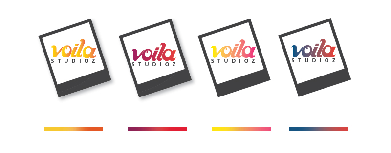 Coloured ideations logo by keon designs