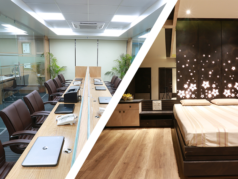 CSPL or Corporate Skyline Private Limited an Corporate Interior Design Consultancy, a client of Keon Designs