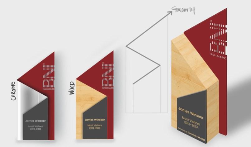 Award Trophie Design
