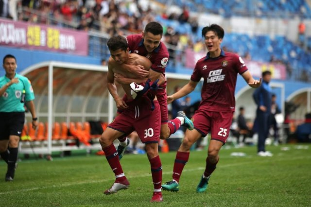 Soi-kèo Suwon City vs Daejeon