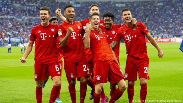 Soi-kèo Union Berlin vs Bayern Munich