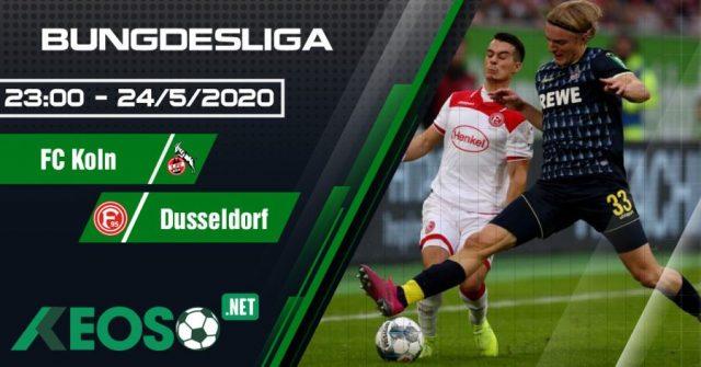 Truoctrandau đưa tin: Soi kèo, nhận định FC Koln vs Dusseldorf 23h00