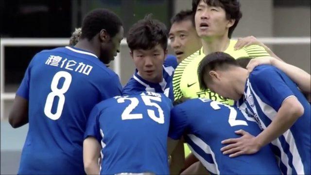 Soi-kèo Chongqing Lifan vs Shijiazhuang