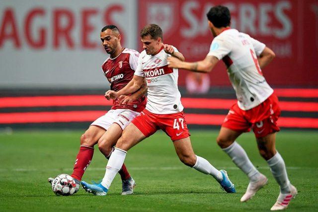 Soi-kèo R. Volgograd vs Spartak Moscow
