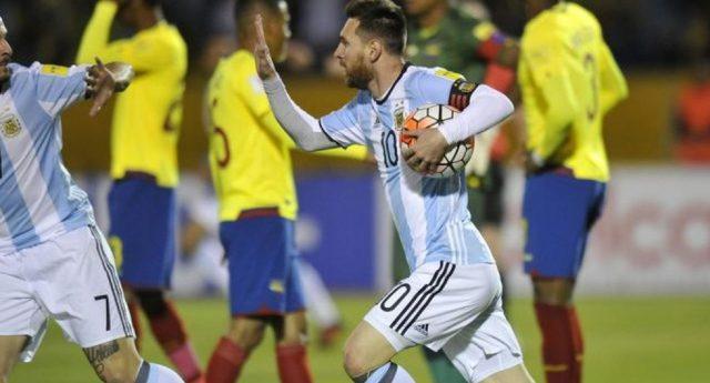Soi-kèo Argentina vs Ecuador