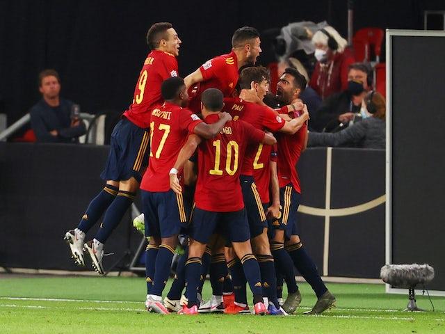 Soi-kèo Spain vs Switzerland