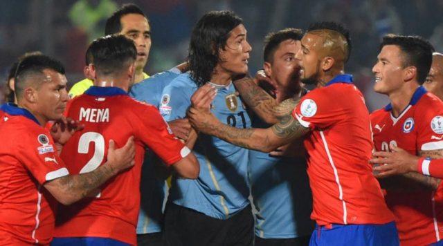 Soi-kèo Uruguay vs Chile