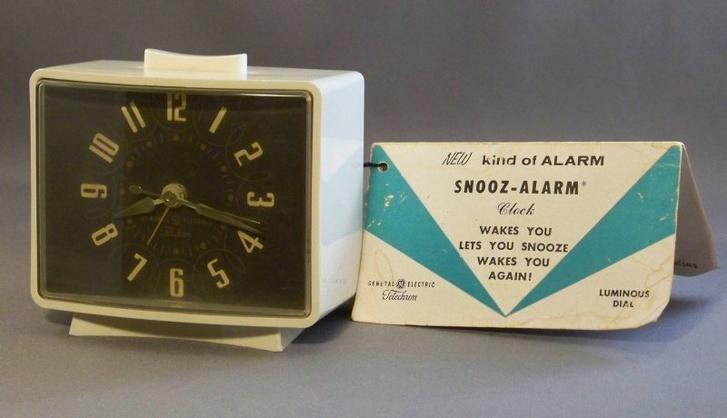 Telechron 7H241 Snooz-Alarm