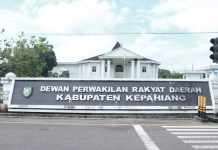 Kantor DPRD Kepahiang
