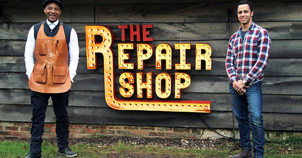 bbc2 the repair shop
