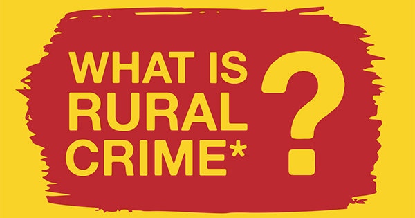 rural crime thames valley police