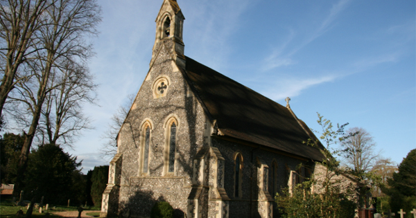 kidmore end church