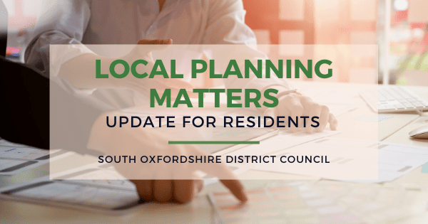 local planning matters