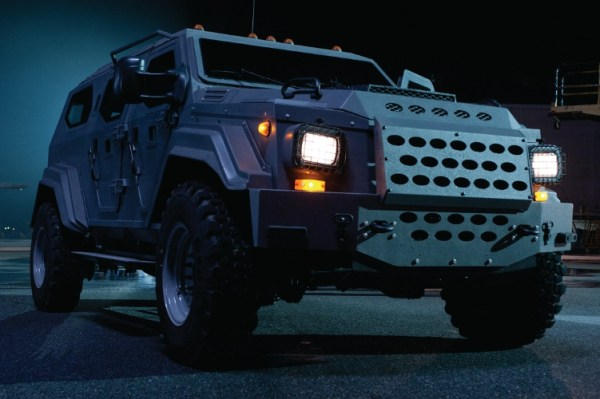 The TankSUV from Fast Five a detailed look Updated on