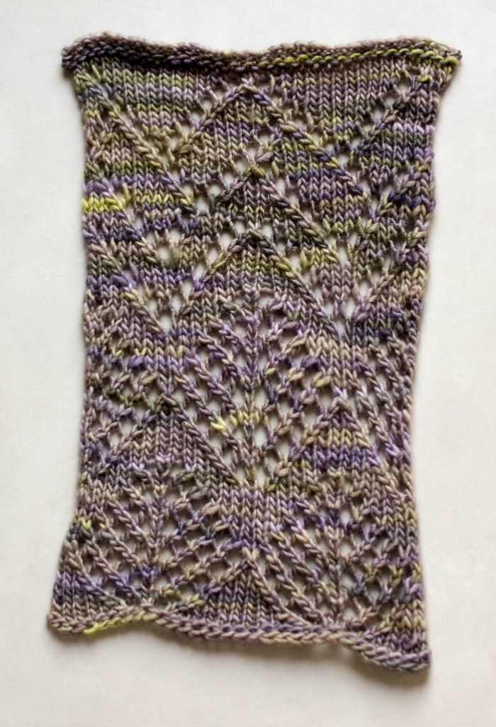 Red River Wrap swatch 2