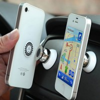 Keple | 360 Degree Magnetic Car Holder Mobile Cell Phone ...